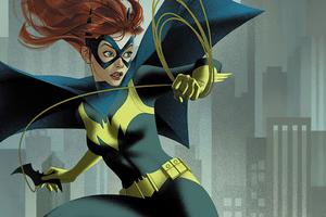 Batgirl 36 Variant 4k Wallpaper