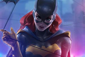 Batgirl 4k 2020 Artwork
