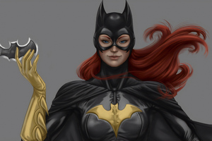 Batgirl 4k New Artwork Wallpaper