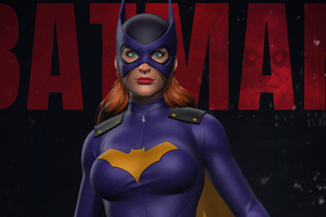 Batgirl 4k New Wallpaper
