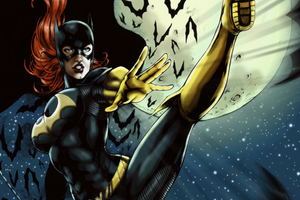 Batgirl Art New