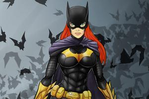 Batgirl Arts