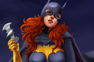 Batgirl Artwork New