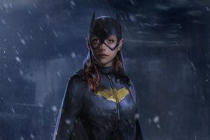 Batgirl Artworknew Wallpaper