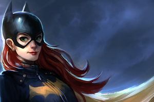 Batgirl Artworks