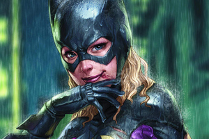 Batgirl Artworks HD