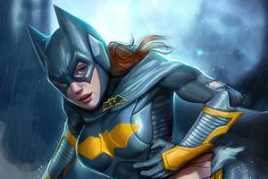 Batgirl New 4k Artwork