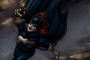 Batgirl New Art