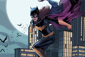 Batgirl New Artwork