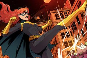 Batgirl Revenge 4k