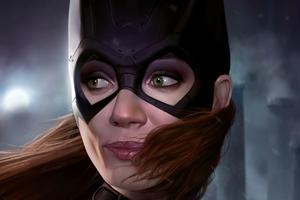 Batgirl Silent Night 4k Wallpaper