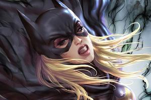 Batgirl Zombie 4k