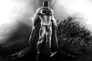 Batman 10k Artwork