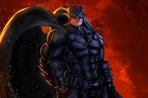 Batman 10k Wallpaper