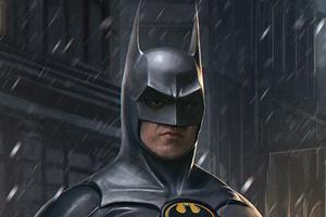 Batman 1989 4k
