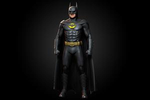 Batman 1989 Character 5k