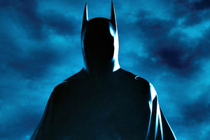 Batman 1989 Movie Poster Wallpaper