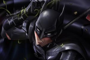 Batman 2018 Art