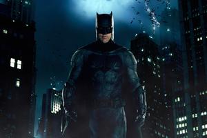 Batman 2019 New Art