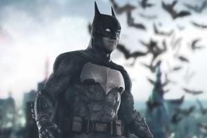 Batman 2019hero