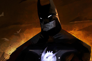 Batman 2020 4k Art