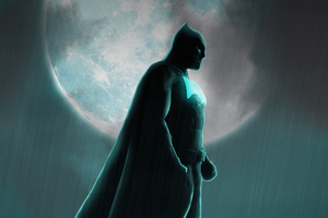 Batman 2020 4k Artwork