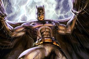 Batman 2020 Artwork New Wallpaper