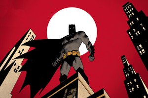 Batman 2020 Gotham