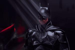 Batman 2021 5k Wallpaper
