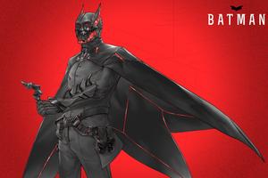 Batman 4k Artworks