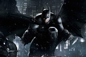 Batman 4k Game