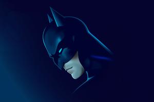 Batman 4k Minimal 2020