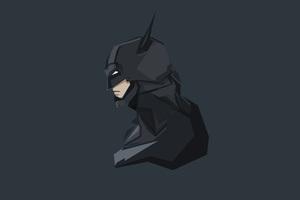 Batman 4k Minimal