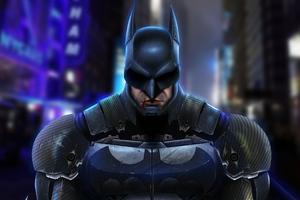 Batman 4k New Artwork