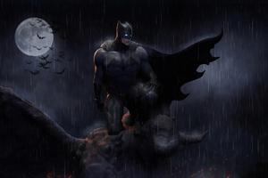 Batman 4k New Night