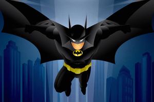 Batman 4k Sketch Art