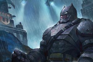 Batman 4k2020 Art