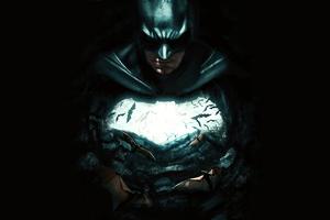 Batman 5k 2020 Art Wallpaper