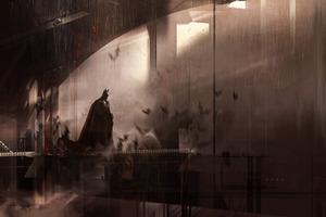 Batman 5kart