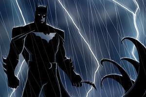 Batman 8k Wallpaper
