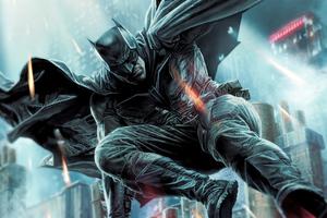 Batman Adventures Wallpaper