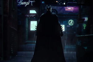 Batman Alley 2020 Wallpaper