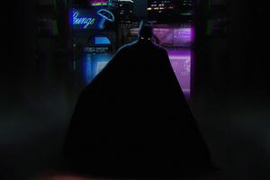 Batman Alleyway 4k