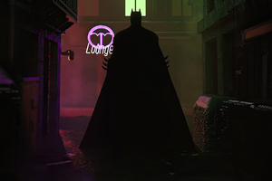Batman Alleyway In Gotham City 4k