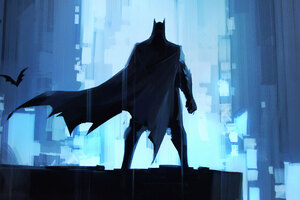 Batman Alone
