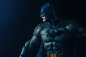 Batman Anatomy 5k Wallpaper