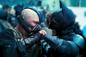 Batman And Bane