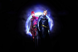 Batman And Flash New Wallpaper