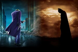 Batman And Joker HD Wallpaper
