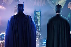 Batman And Joker Relation Wallpaper
